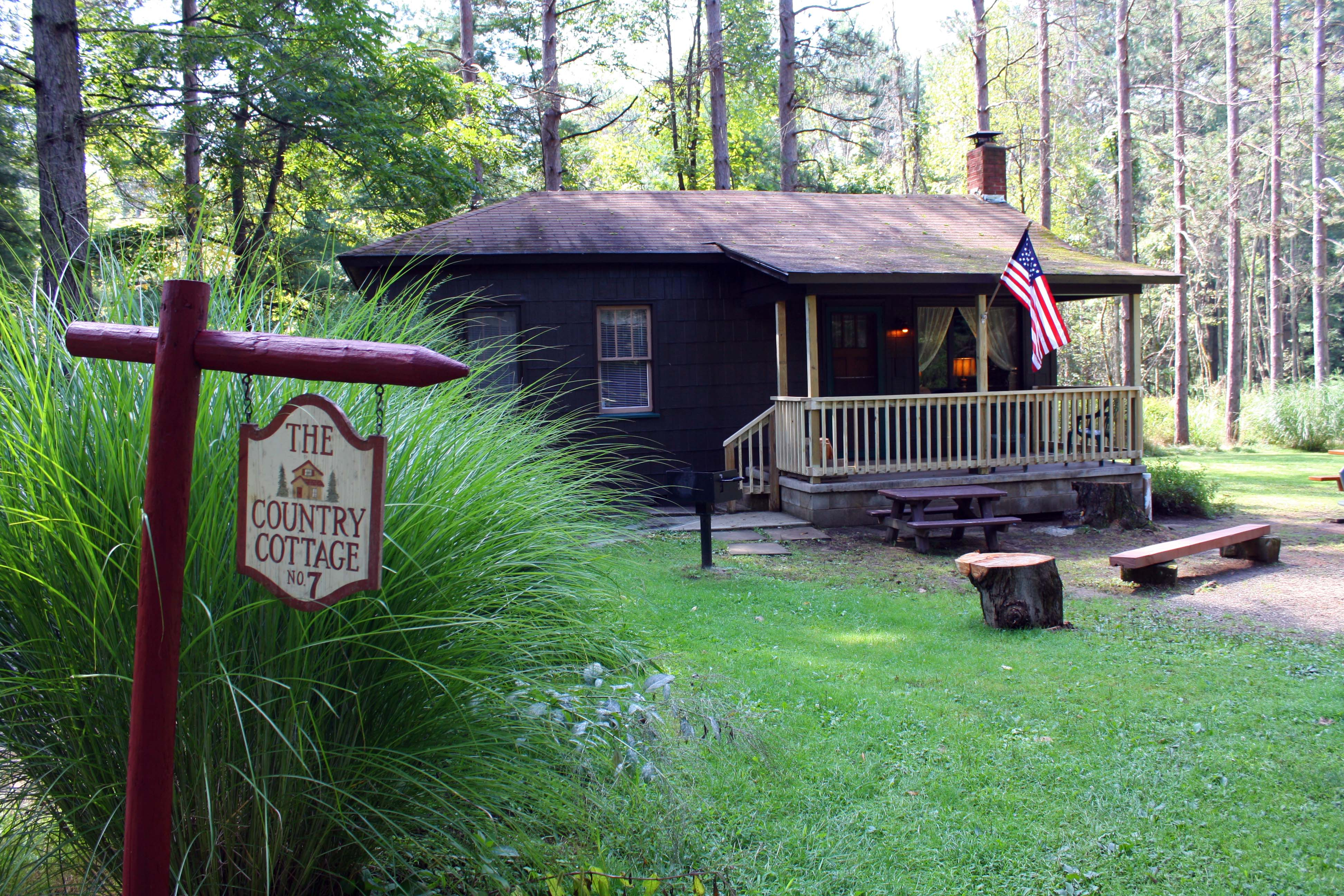 Cooks Forest Cabin